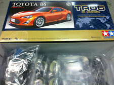 Tamiya 58530 1/10 RC Toyota 86 TA-06 Chassis GT-86 FT-86