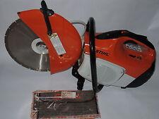 STIHL Ts410 Trennschleifer mit 300mm Diamanttrennscheibe Restposten