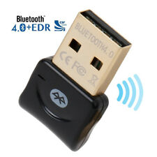 Pocket High Speed Bluetooth 4.0 Dongle Mini USB 2.0 Adapter CSR4.0 for Computer