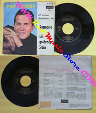 LP 45 7'' PAT BOONE Rosmarie Ein golden stern germany LONDON 20718 no cd mc dvd