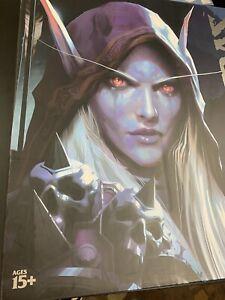 NEW Blizzard WOW World of Warcraft Games Sylvanas Windrunner 18'' Premium Statue