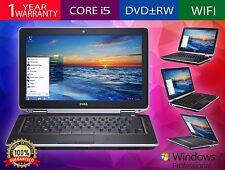 DELL LATITUDE E6320 LAPTOP WINDOWS 7 WIN INTEL i5 2.5GHz 8GB DVD-RW HDMI WEBCAM