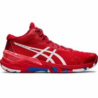 Asics Men's SKY ELITE FF MT Limited Edition Volleyball Shoes Red 1051A040