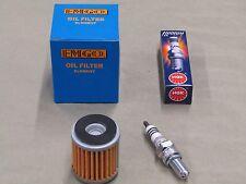 2003-2013 Yamaha YZ450 High Quality Tune Up Kit Oil Filter Iridium Spark Plug T5