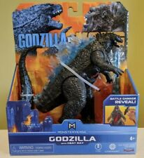 GODZILLA VS KING KONG GODZILLA WITH HEAT RAY MONSTERVERSE PLAYMATES FIGURE NEW!