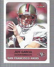 2002 Fleer Tradition Football Card Pick
