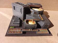 Lingote fábrica Paisaje Terreno Warhammer 40k wargame Infinito wargaming edificio