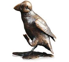 More details for richard cooper studio    bronze. the puffin   ltd edition