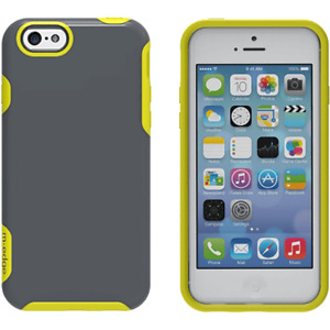 M-Edge Echo Series Hybrid Case for Apple iPhone 6s Plus/6 Plus (Gray/Neon Green)