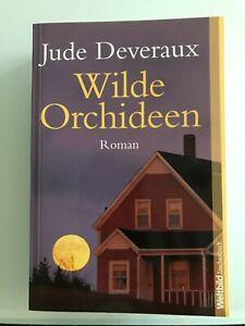 Taschenbuch,Jude Deveraux, Wilde Orchideen