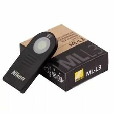 ML-L3 IR TELECOMANDO WIRELESS PER NIKON D3000 D3200 D5000 D5100 D40X D70 HQ
