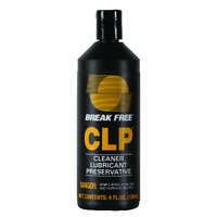 NEW! Break-Free CLP-4 Cleaner Lubricant Preservative Squeeze Bottle (4 - CLP-4-1