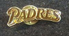☆ Authentic NEW 1985 SAN DIEGO PADRES Baseball Team Logo Lapel Pin ENAMEL