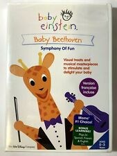Baby Einstein Baby Beethoven Factory Sealed DVD Ages 0 to 3 Years