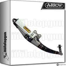 ARROW FULL SYSTEM EXHAUST EXTREME WHITE KYMCO SUPER-8 07-13