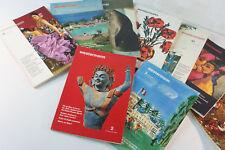 Konvulut Westermann mes cuadernos 9 cuadernos año 1964 revista Arte vintage b6101