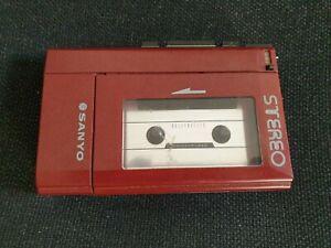 Sanyo M4440 Walkman Cassette Player, Tested, Trusted Ebay Shop