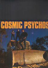 COSMIC PSYCHOS - go the hack LP