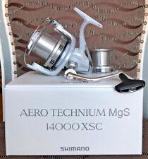 Shimano Aero Technium MgS 14000 XSC Carp Fishing Reel NEW 2018 Model *FREE P2P*