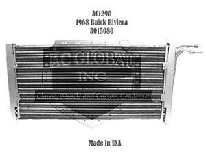 1968 68 Buick Riviera GM AC Condenser a/c New Air OEM 3015080 AC1290
