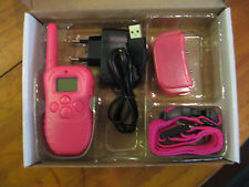 Collier de dressage educatif NEUF pour chienne de couleur rose ou chien
