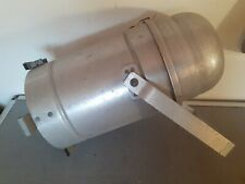 Vintage Strand Stage Theatre Spot Light / nice aluminium look. upcycle Project