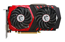 MSI GeForce GTX 1050 Ti GAMING X 4GB Grafikkarte - V335-001R