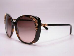 Authentic COACH Tortoise and Gold Screws Designer Luxury Sunglasses Frames