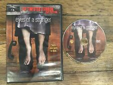 Eyes Of a Stranger (DVD, 2007) Lauren Tewes,  Twisted Terror Collection ***