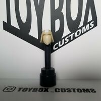 Custom UNPAINTED Headsculpt Cobra Commander 1:12 g.i.joe Classified Series