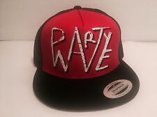 "NEW  HURLEY ""Party Wave"" The Classics  HAT SNAPBACK CAP  Yupoong TRUCKER Hat"