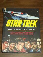 Star Trek Classic UK Comics Complete Series 1969-1970 (Hardback)>< 9781631405129