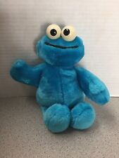 "Cookie Monster Soft Plush Toy Sesame Street 6""Stuff Animal Blue"