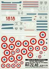 Colorado Decals 1/72 Vichy Air Force 1940-42 Part 1 # 72040