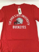 Ohio State Buckeyes 4th And 1 Unisex T Shirt Size L Red