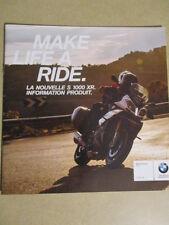 CATALOGUE MOTO : BMW : LA NOUVELLE  S 1000 XR  2016
