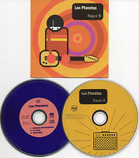 "LOS PLANETAS ""SUPER 8"" SPANISH DOUBLE CD SET / JOTA"