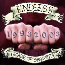 "Endless ""Decade of Obscurity"" CD"