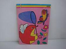Livre ancien de coloriage Jesco les tifins série télévisée TF1 1978