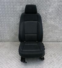 BMW 1 Serie 1 E81 E82 Delantero Izquierdo N/S Paño Tela Lado Seat Red Antracita