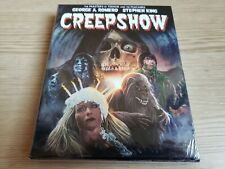 Creepshow: Collector's Edition (1982) (Blu-ray Disc) Scream Factory NEW Sealed