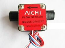 "G1/2"" Oil Fuel Gas diesel Milk Water Liquid Flow Sensor Flow Meter Counter 3-12v"