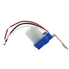 Good Auto On Off Light Switch DC AC 220V 10A Photo Control Sensor Switch