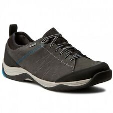 Clarks BNIB Mens Casual Shoes BAYSTONE LO GTX Black Nubuck Plus* UK 9.5 / 44