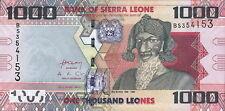 Sierra Leone 1.000 Francs 2010 Pick 30 (1)