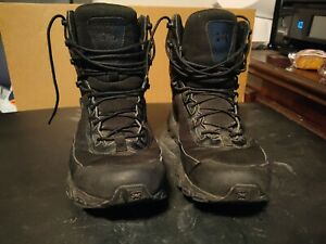 Under Armour Guide Men's Lightweight Boots 8.5 -- smoking home/no soles see pics
