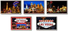 Kühlschrank Magnet - Las Vegas (Verschiedene) Groß, USA Nevada