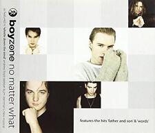Boyzone No matter what (1998, #5678232) [Maxi-CD]