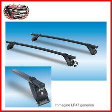 Roof Bars La Prealpina LP47 With Lock Subaru Legacy SW 2009>