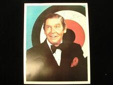 "Milton Berle Autographed 8"" x 10"" Color Photograph - B&E Holo"